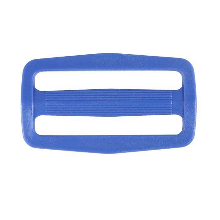2 Inch Plastic Slide Colonial Blue