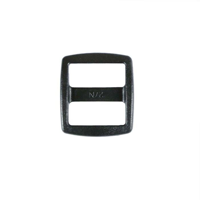 3/4 Inch Plastic Slide Wide Mouth Black