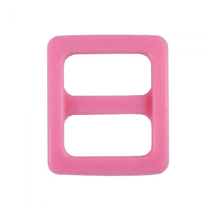 3/8 Inch Plastic Slide Cotton Candy Pink
