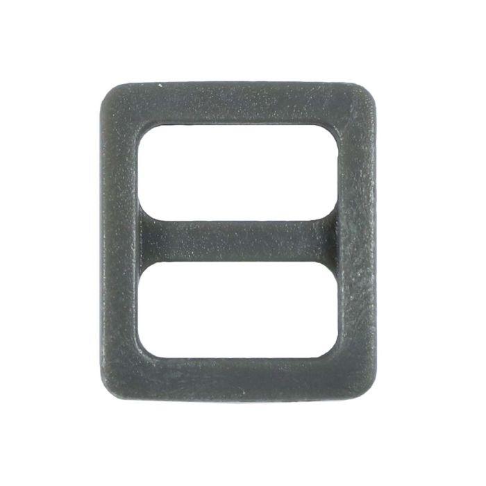 3/8 Inch Plastic Slide Gray