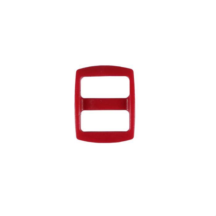 5/8 Inch Plastic Slide Red