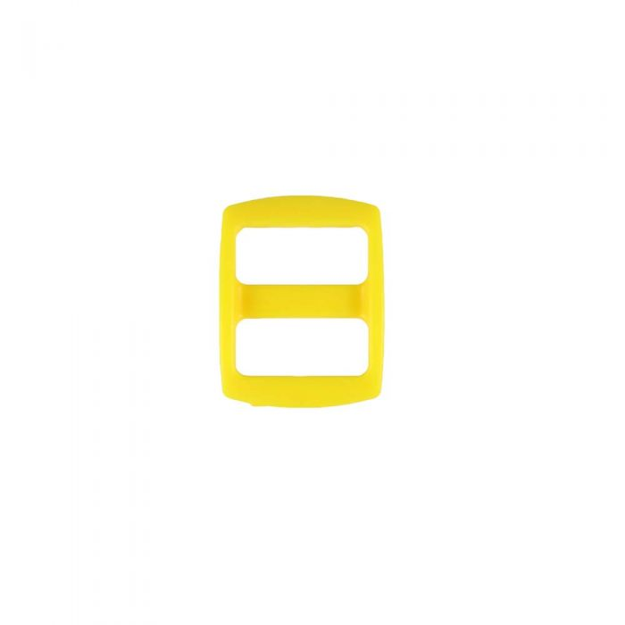 5/8 Inch Plastic Slide Yellow