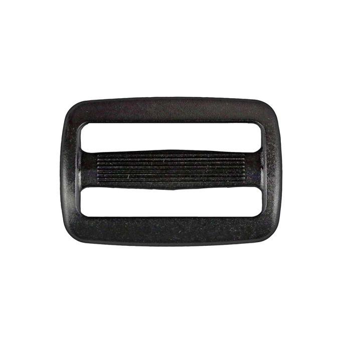 1 1/2 Plastic Slide Black