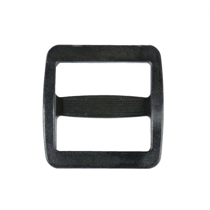 1 1/4 Inch Plastic Slide Black