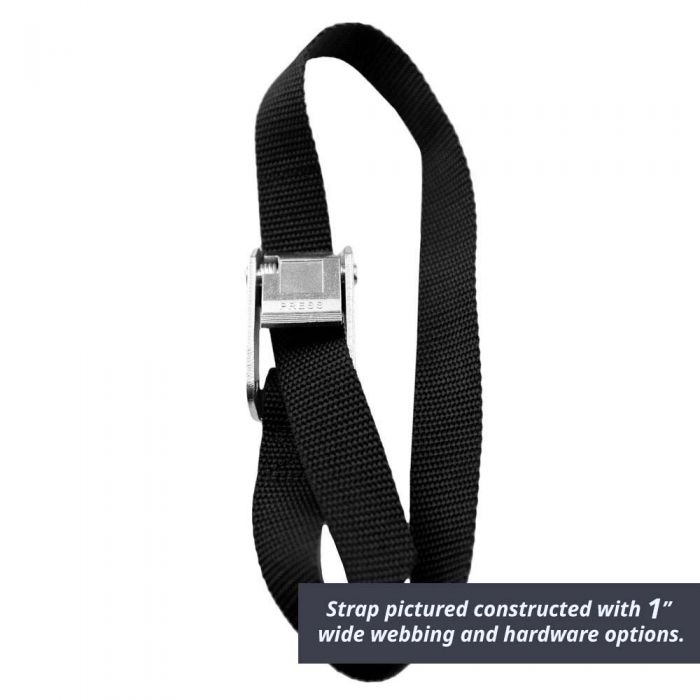 2 Inch Metal Cam Only Strap