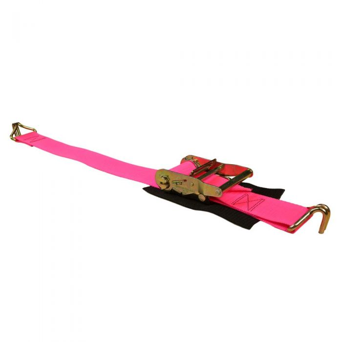 2 Inch Ratchet Strap with End Hardware