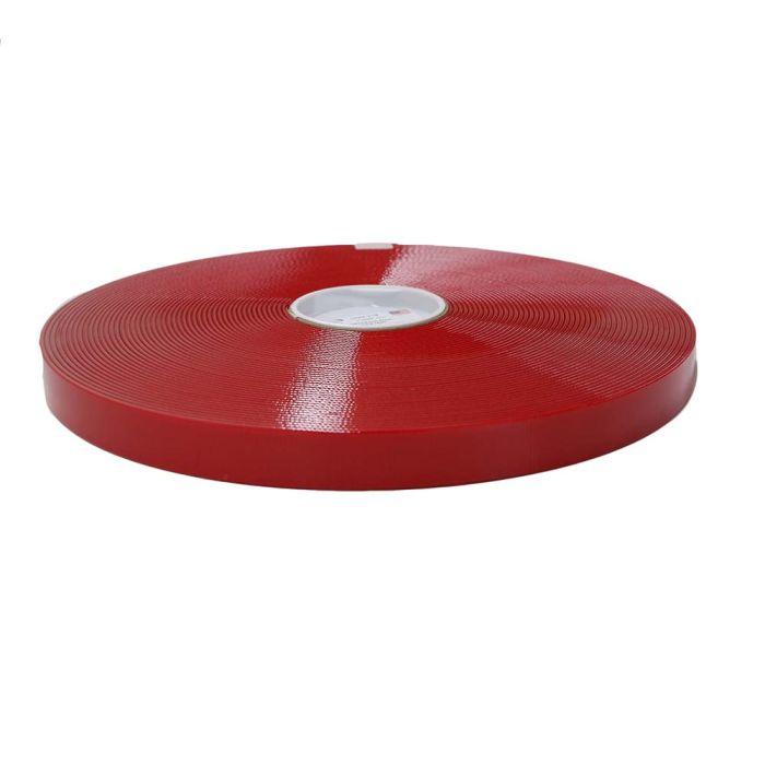 1 Inch Biothane Light Red Translucent
