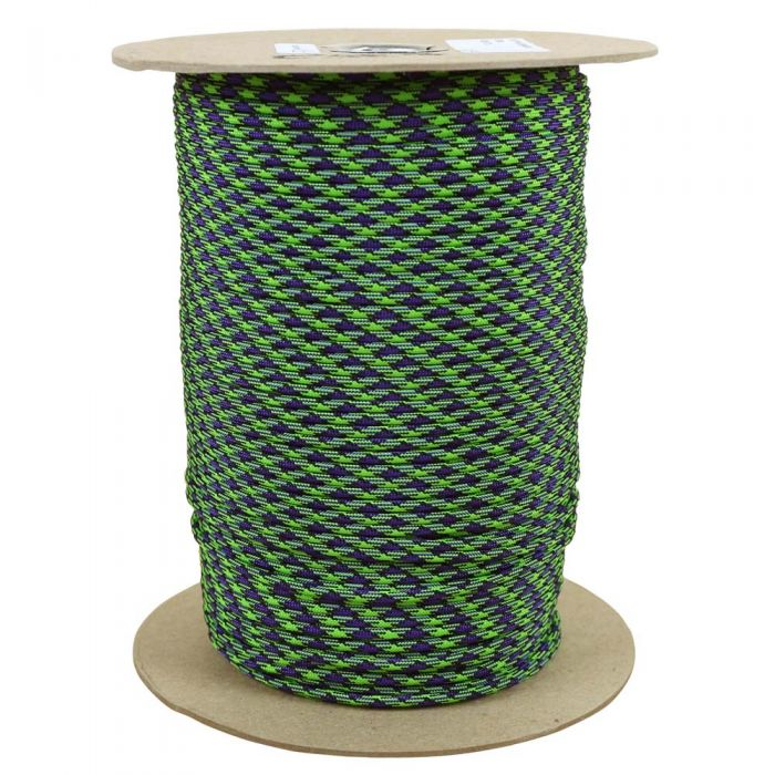 1/8 Inch Parachute Cord - Zombie