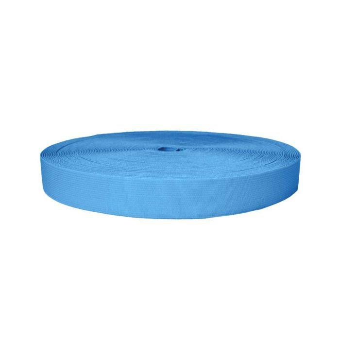 1 Inch Sublimated Elastic Blue