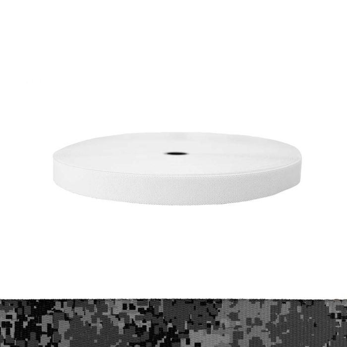 1 Inch Sublimated Elastic Camouflage Digital Dark