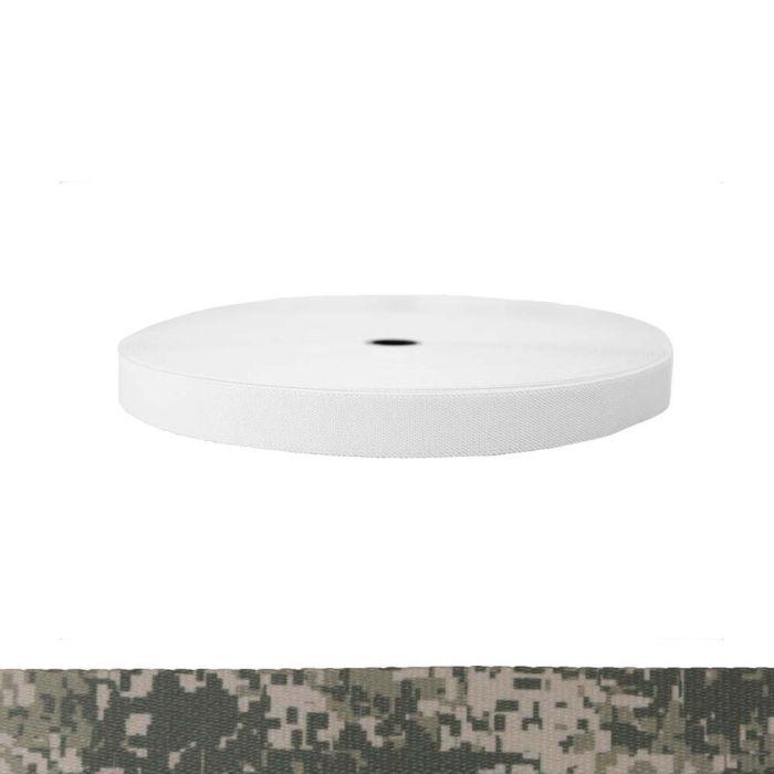 1 Inch Sublimated Elastic Camouflage Digital Grunt