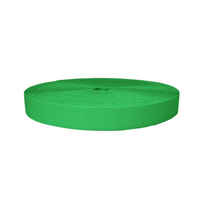 1 Inch Sublimated Elastic Green