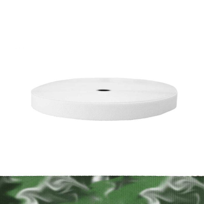 1 Inch Sublimated Elastic Green Smoke