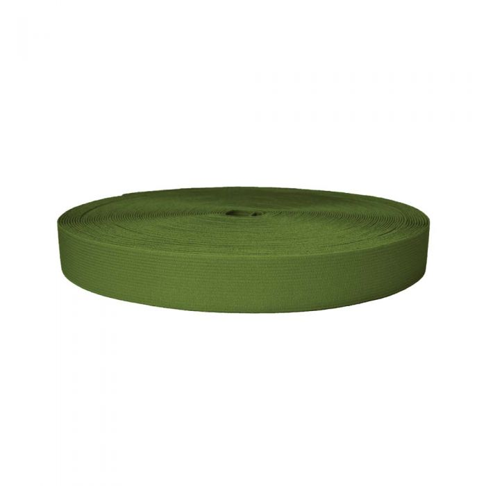 1 Inch Sublimated Elastic Olive Drab