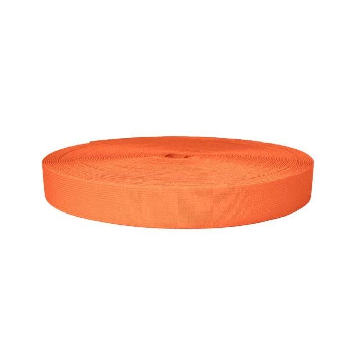 1 Inch Sublimated Elastic Orange