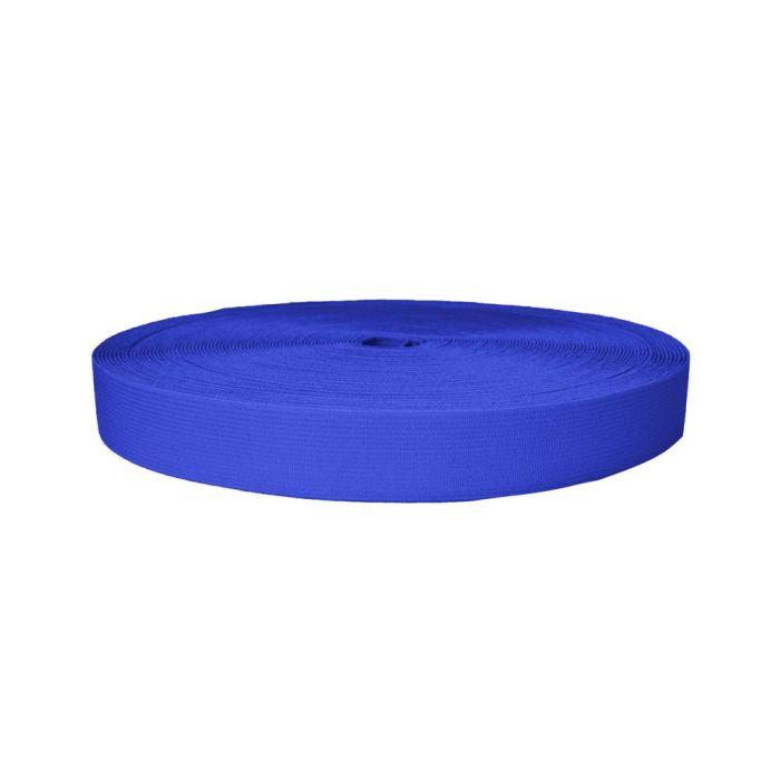 1 Inch Sublimated Elastic Royal Blue