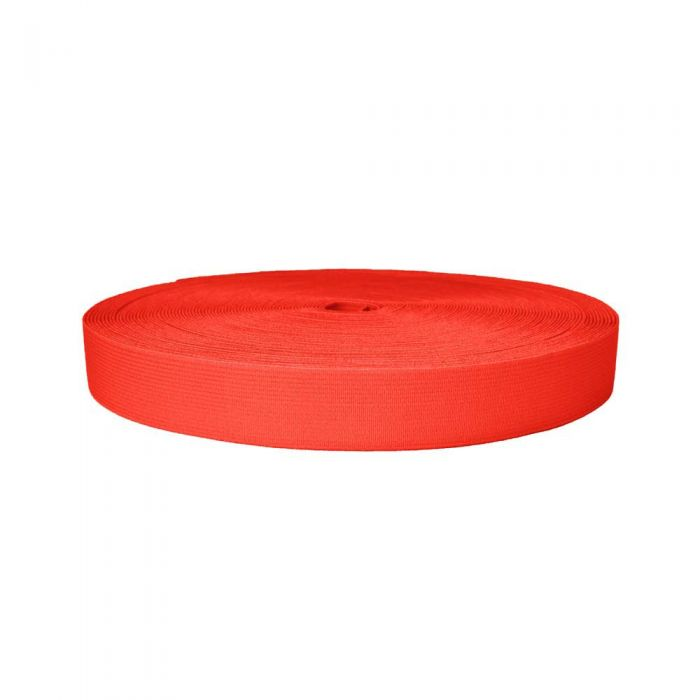 1 Inch Sublimated Elastic Red
