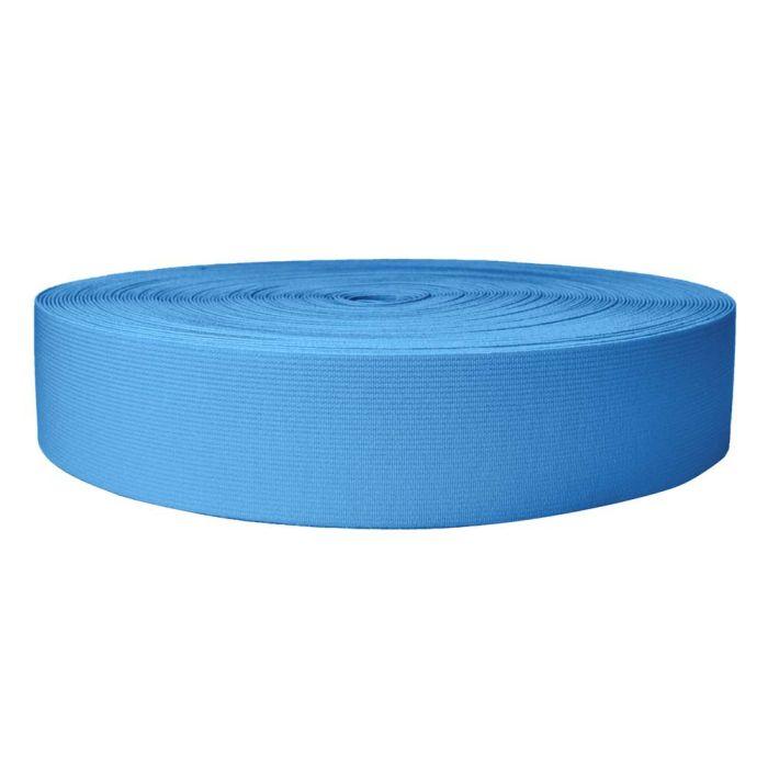 2 Inch Sublimated Elastic Blue