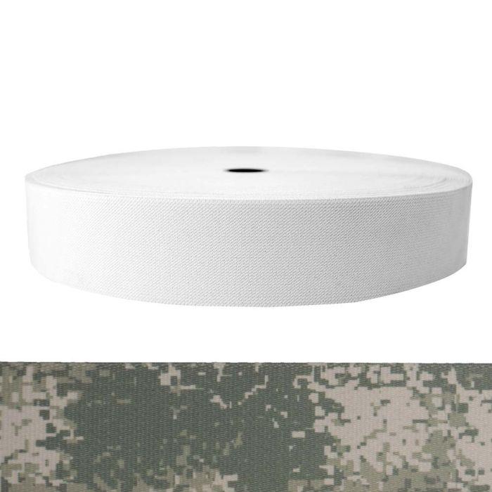 2 Inch Sublimated Elastic Camouflage Digital Grunt