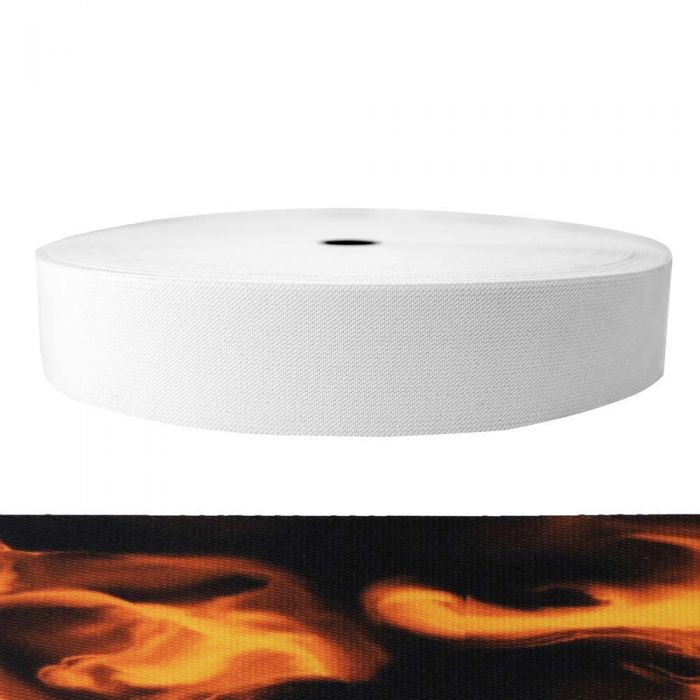 2 Inch Sublimated Elastic Fire