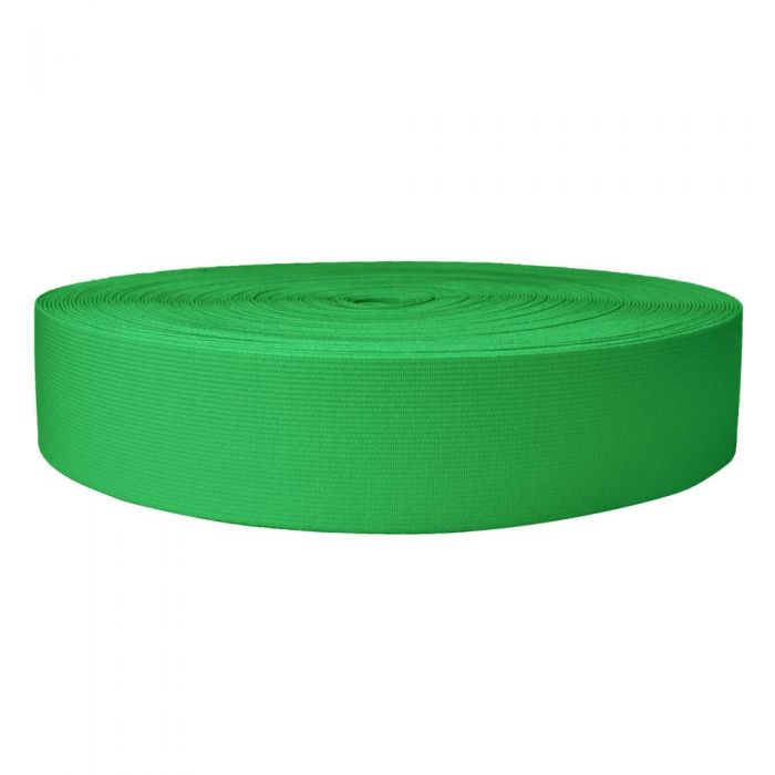2 Inch Sublimated Elastic Green