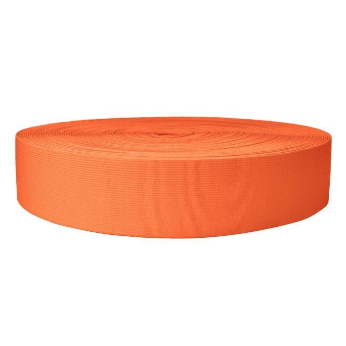 2 Inch Sublimated Elastic Orange