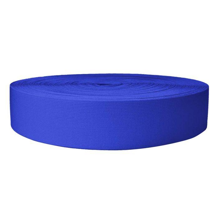 2 Inch Sublimated Elastic Royal Blue