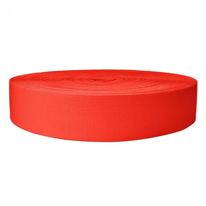 2 Inch Sublimated Elastic Red