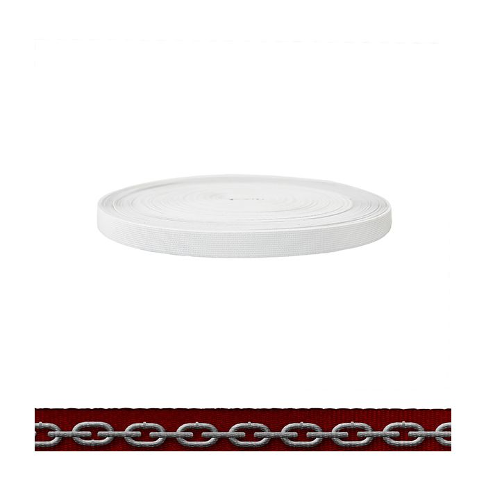 3/4 Inch Sublimated Elastic Chain