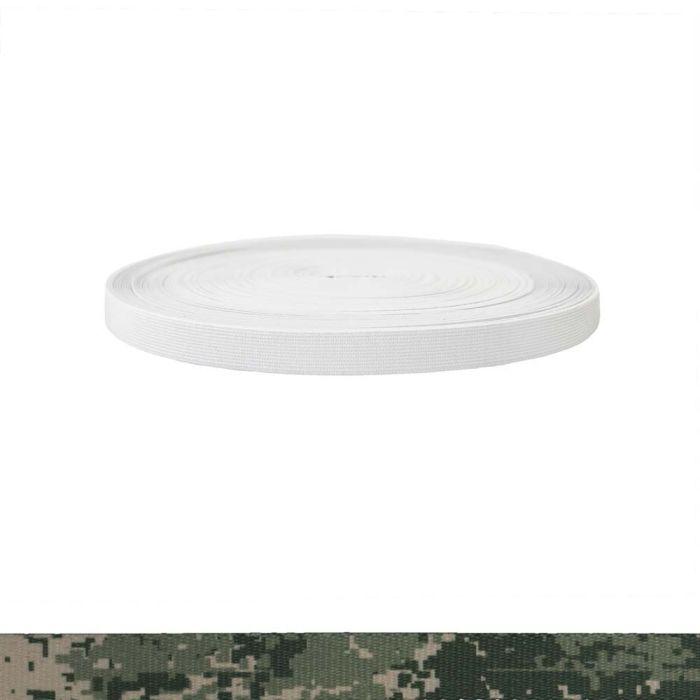 3/4 Inch Sublimated Elastic Camouflage Digital Grunt