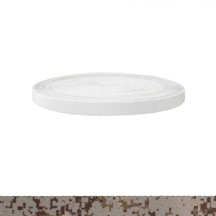 3/4 Inch Sublimated Elastic Camouflage Digital Desert