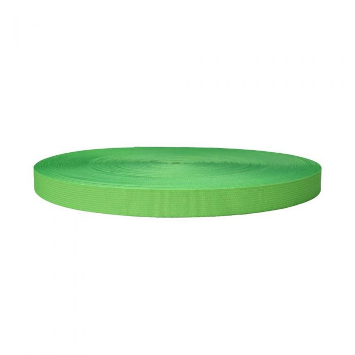 3/4 Inch Sublimated Elastic Lime Green