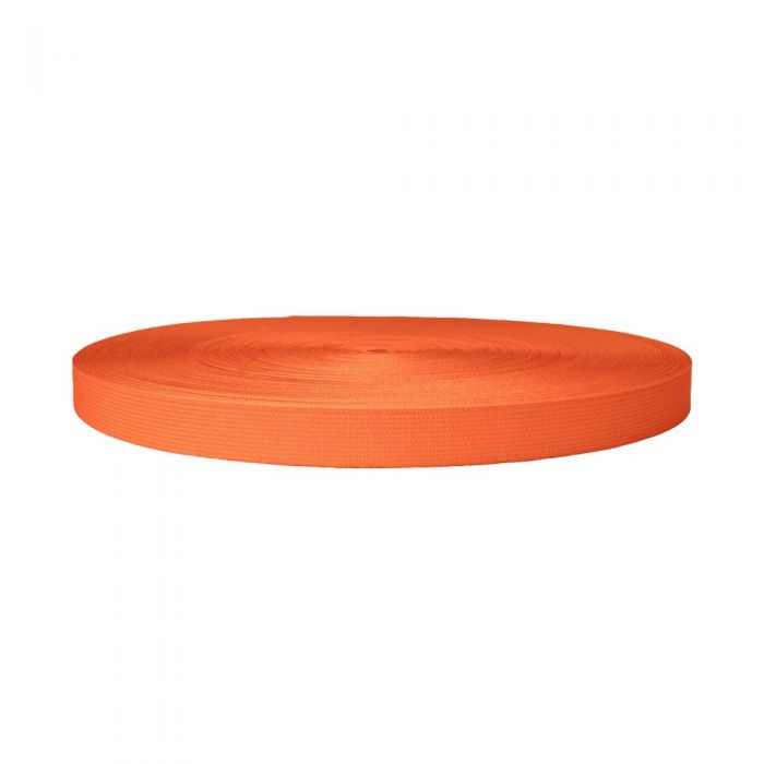 3/4 Inch Sublimated Elastic Orange