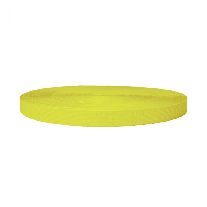 3/4 Inch Sublimated Elastic Yellow