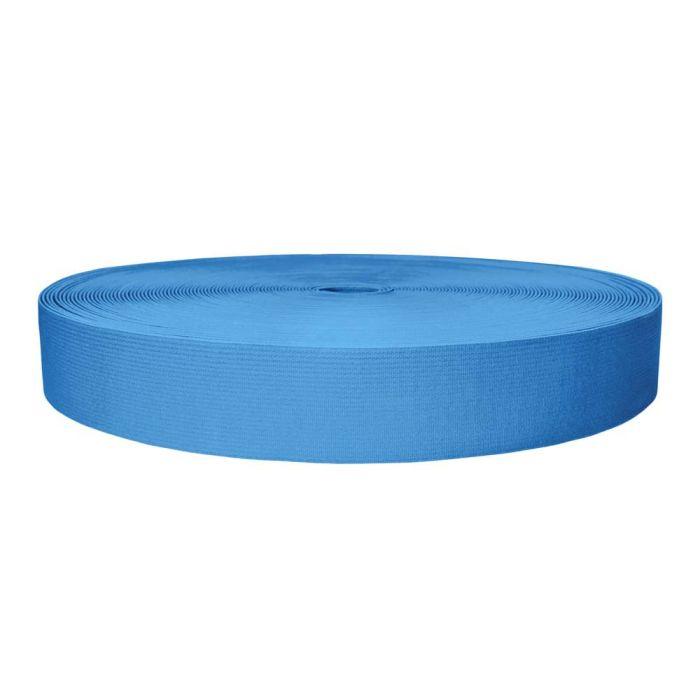 1-1/2 Inch Sublimated Elastic Blue