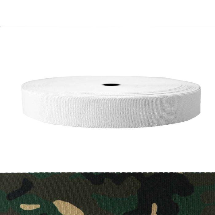 1-1/2 Inch Sublimated Elastic Camouflage Original