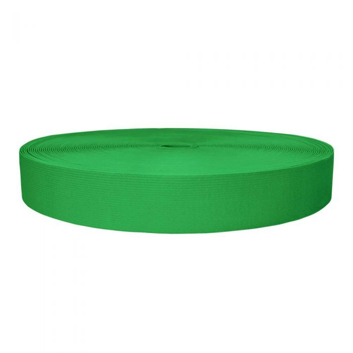 1-1/2 Inch Sublimated Elastic Green
