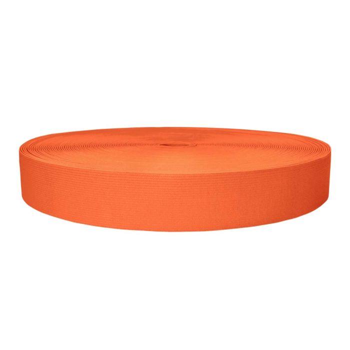 1-1/2 Inch Sublimated Elastic Orange