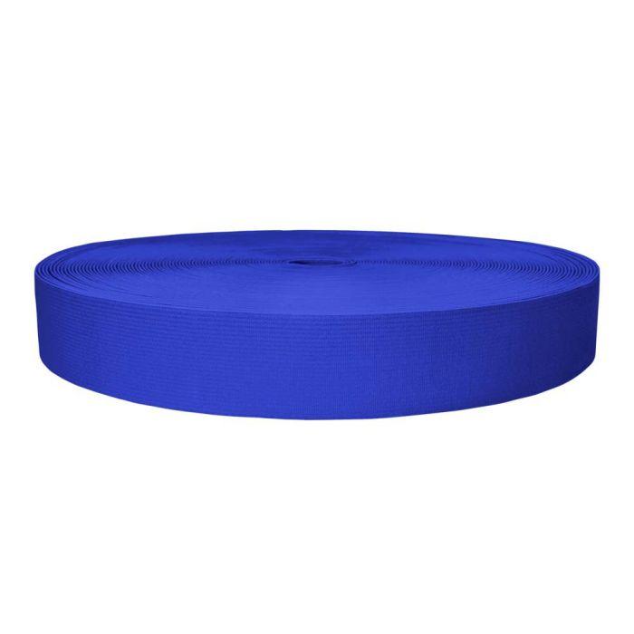 1-1/2 Inch Sublimated Elastic Royal Blue