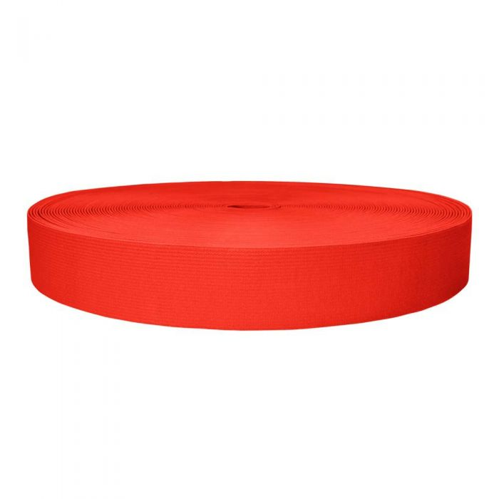 1-1/2 Inch Sublimated Elastic Red