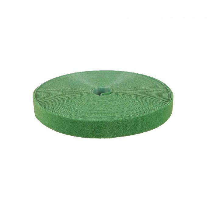 1 Inch Self Wrap Hook and Loop Green