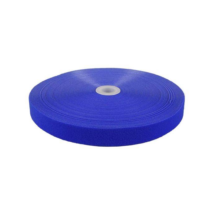 1 Inch Self Wrap Hook and Loop Royal Blue