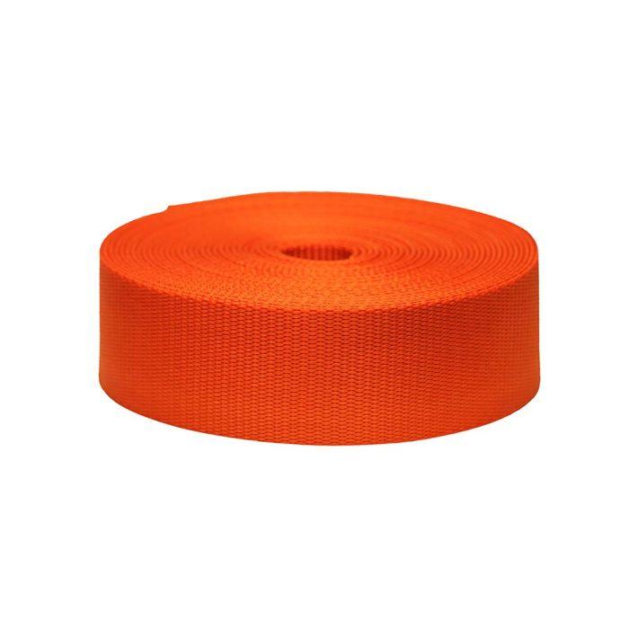 2 Inch Flat Nylon Pumpkin