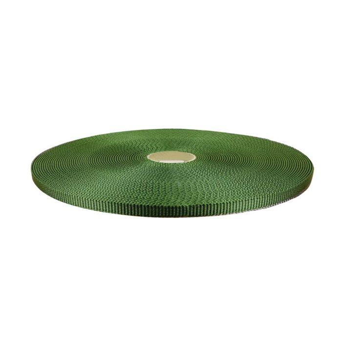 1/2 Inch Flat Nylon Olive Drab
