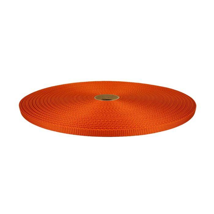 1/2 Inch Flat Nylon Pumpkin