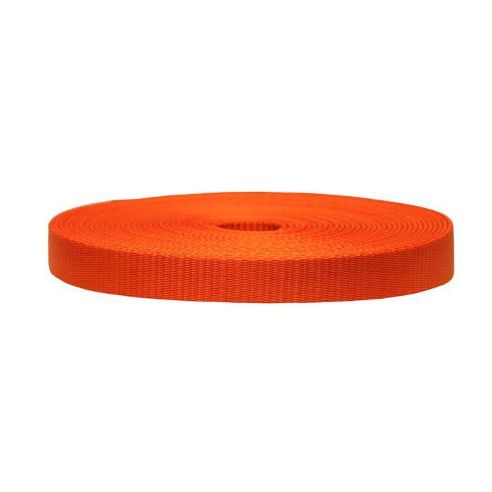 3/4 Inch Flat Nylon Pumpkin