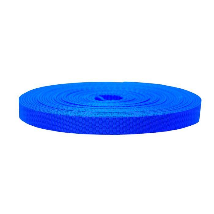 3/4 Inch Flat Nylon Royal Blue