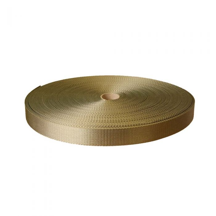 1 Inch Mil-Spec 4088 Nylon Desert Tan