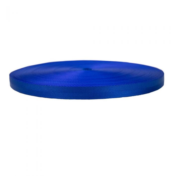 1 Inch Seatbelt Nylon Royal Blue