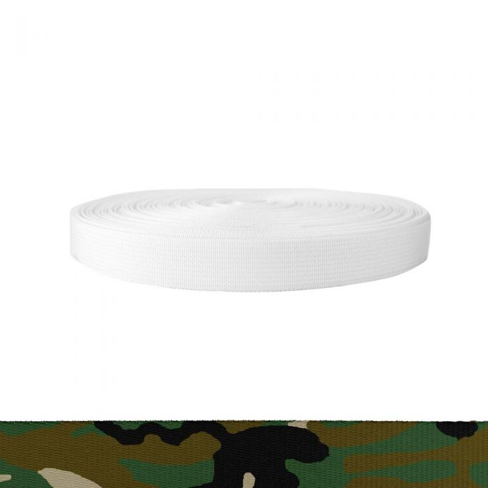 1 Inch Mil-Spec 17337 Polyester Camouflage Original